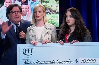"""CBS's """"Two Broke Girls"""" Takes On The FRC, AFA, and Anti-Gay Bakeries In """"And The Inside Outside Situation""""   Gay Business   Scoop.it"""