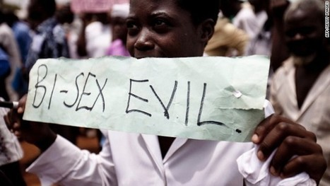 Opinion: Is Africa the most homophobic continent? | Geographyandworldcultures | Scoop.it
