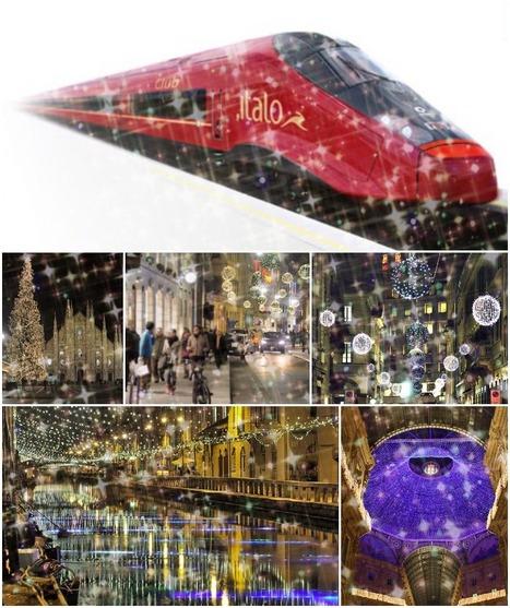 Da Ancona il Natale 2013 a Milano con Italo | Le Marche un'altra Italia | Scoop.it