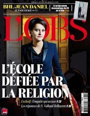 L'Obs n° 2674 - 4 février 2106   Abonnements  CDI   Scoop.it
