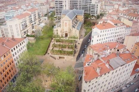 Lyon L'église Saint-Bernard deviendra un centre d'affaires | L'observateur du patrimoine | Scoop.it