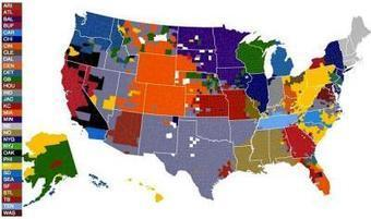 Geography of Sports Fandom « Gucci Little Piggy | World Regional Geography | Scoop.it