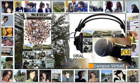 Projet Oral FLE Prononciation - Campus Education | Français langue étrangère - FLE | Scoop.it