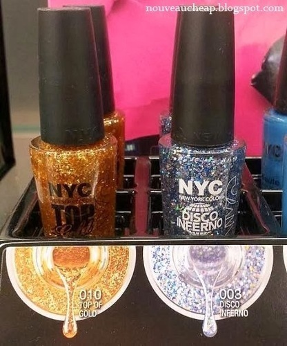 Spotted: New NYC In A New York Color Minute Nail Polish shades ... | Beauty Tips | Scoop.it