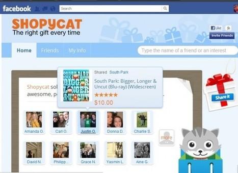 Walmart Launch Social Commerce Initative Shopycat; Suggests Gifts For Loved Ones | SocialMente ProActivos (y confusos) | Scoop.it