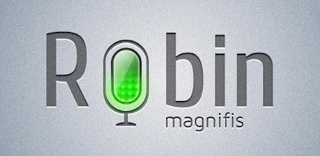 Robin - Applications Android sur Google Play | Android Apps | Scoop.it