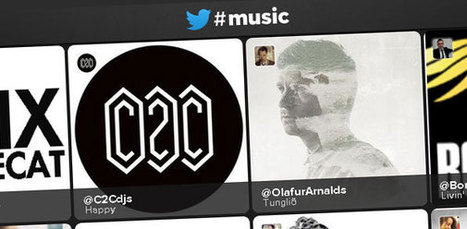 #Twitter Music est lancé | Social media | Scoop.it