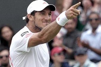Triunfo de Mónaco en su debut en el torneo de tenis de Wimbledon - Télam | Tenis99 | Scoop.it