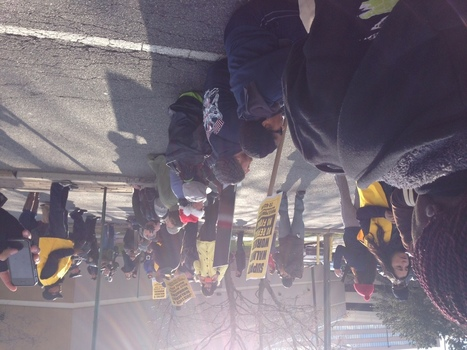 Activists Are Arrested Protesting Walmart's Low Wages | The Nation | Current Events | Scoop.it