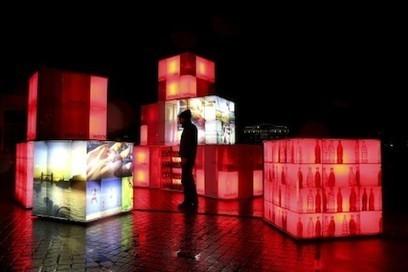 Una instalación de arte que expone los sentimientos de los consumidores, por Coca Cola | Red Restauranteros - Marketing & Technologia | Scoop.it
