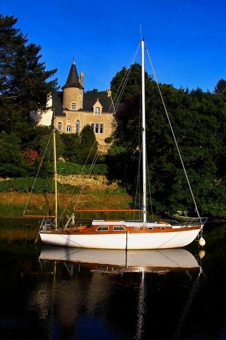Pont Aven   Photo Bretagne   Concarneau Cornouaille Agglomération   Actualités   Scoop.it