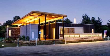 Deltec Homes Intros The Solar Homestead | Pre Fab Homes | Scoop.it