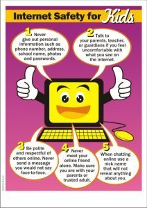 How to Teach Internet Safety in K-6 « Jacqui Murray | Edtech PK-12 | Scoop.it