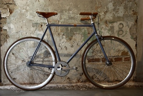 Ultracicli: modern bike designed by hand   Creative Business   Scoop.it