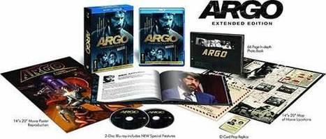 Argo : Une édition Blu-ray collector aux USA le 3 décembre - HD-Numérique | Actu Cinéma | Scoop.it
