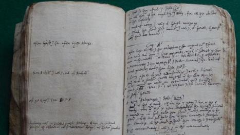 Un extrait de la mythique Bible du roi James découvert en Angleterre | www.directmatin.fr | L'Angle de la Terre and Co | Scoop.it