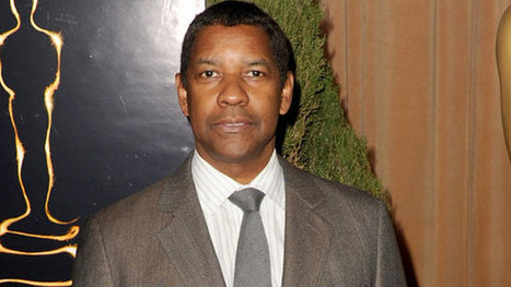 "Denzel Washington: ""I don't have actor friends"" 