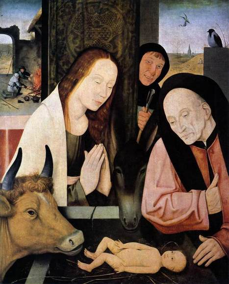 Life and Paintings of Hieronymus Bosch (1450 - 1516) - Make your ideas Art | About Art & Creativity | Scoop.it