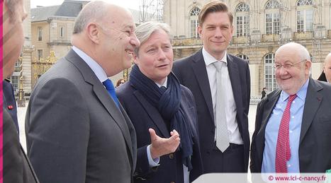 Le Grand Nancy devient la 15e métropole française ! | Pôles métropolitains et métropoles, acte III de la décentralisation | Scoop.it