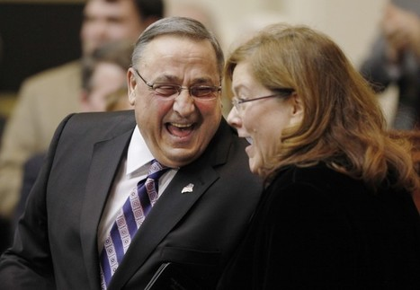 Maine Governor Prepares To Make Food Stamps Recipients Jump Through New Hoops At The Grocery Store | SocialAction2015 | Scoop.it