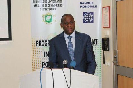 La Côte d'Ivoire qualifiée de champion du Partenariat intra-africain pour la mobilité des talents en Afrique de l'Ouest | Je, tu, il... nous ! | Scoop.it