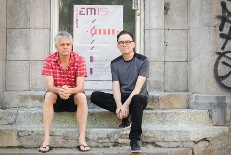 An electric electro partnership in Montreal | Infos sur le milieu musical international | Scoop.it