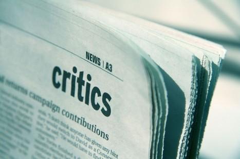What is the Future of Theatre Criticism? A Hurtling Car-Crash - Jake Orr | Kulturmanagement | Scoop.it