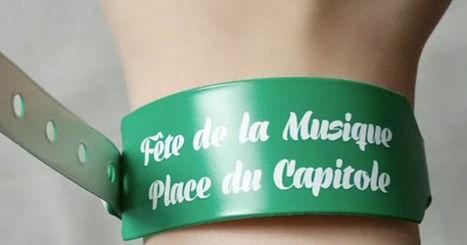 Pour profiter de la Fête de la musique, les Toulousains devront porter ce bracelet | Kultur | Scoop.it
