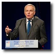 Nano2017 : 600 millions d'euros pour développer la nanoélectronique | Portail du Gouvernement | revues de presse | Scoop.it