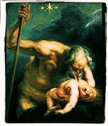 Cronos (Saturno romanos)   Mitologias del Mundo Antiguo   Scoop.it
