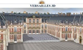 Versailles en 3D | Français 4H | Scoop.it