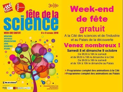 25e édition de la Fête de la science en 2016 | EntomoScience | Scoop.it