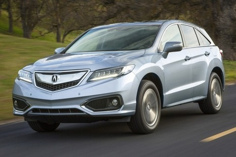 New Car 2016 Acura RDX Photo's And Specs - otoDriving | otoDriving - Future Cars | Scoop.it