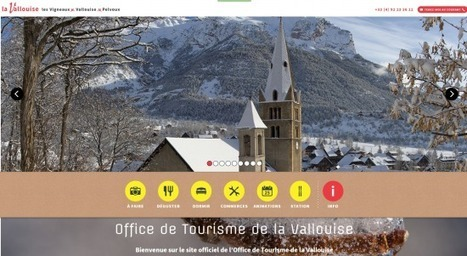 Fais ta valise, on va à La Vallouise ! | E-tourisme | Scoop.it