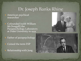 Carl Jung:  We have some discussions over here with physicists concerning this matter. | Carl Jung Depth Psychology | Scoop.it