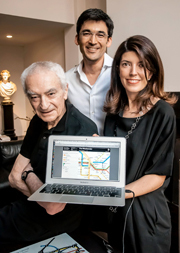 Back on the map! Vignelli returns with his famous subway diagram - BrooklynPapers.com | Visualisation | Scoop.it
