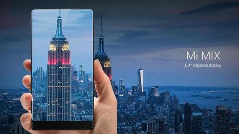 Le designer français Philippe Starck a créé un smartphone presque invisible | Nouvelles technologies | Scoop.it
