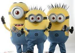 Minion madness in Manhattan as the 'Despicable Me' characters kick off the ... - New York Daily News | Find Despicable Me Products? | Scoop.it