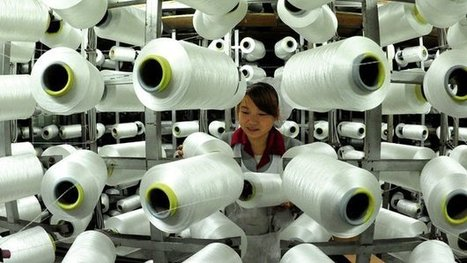 China's factory activity show further contraction | A2 business studies | Scoop.it