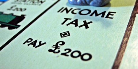 A million more people pay 40p income tax rate after coalition ... | F585 | Scoop.it