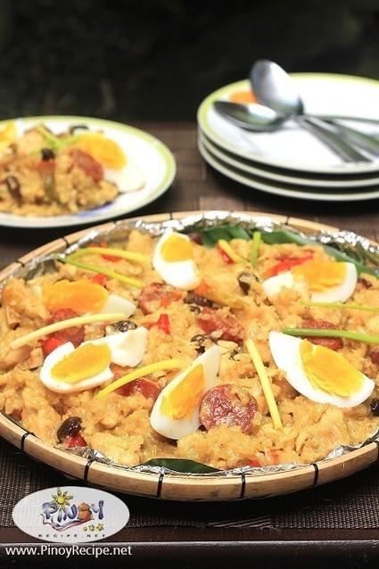 Bringhe Recipe | Filipino Recipes Collection | Scoop.it