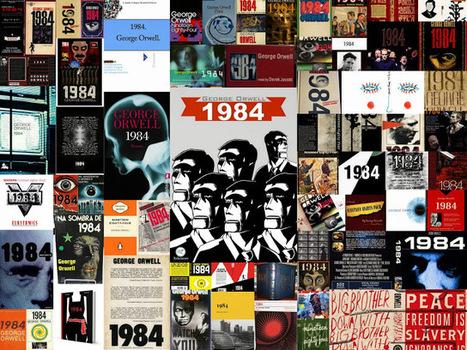 Marcianos Como No Cinema: George Orwell - 1984 (Capas) | Ficção científica literária | Scoop.it