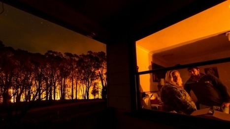 Bushfire out-of-control as state swelters in record heat | Sustain Our Earth | Scoop.it