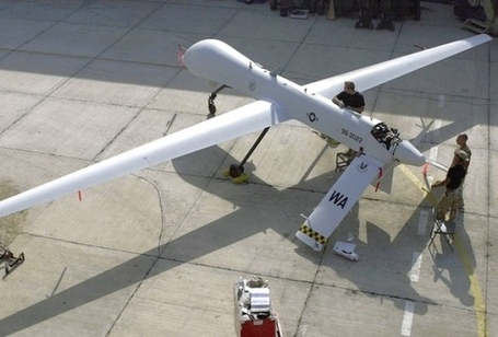Majority of US drones still openly broadcasting secret video | Rise of the Drones | Scoop.it