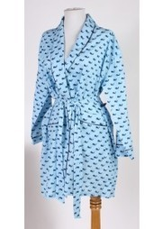 Whales Blue Robe | Women's Fashions Now Online | Scoop.it