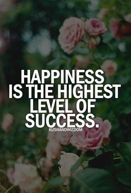 La felicidad no es más que hacer aquello que se quiere hacer y querer hacer aquello que se hace | Marca Personal y coaching | Scoop.it