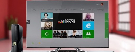 Deezer launches Xbox 360 app for its on-demand music streaming service to combat Xbox Music | Music business | Scoop.it