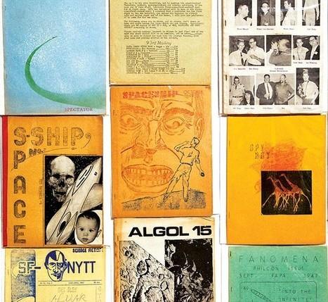 Saiba por que o zine não morreu - Galileu | Revista - Galileu - Globo - Galileu | Paraliteraturas + Pessoa, Borges e Lovecraft | Scoop.it
