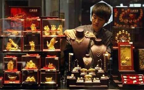 Gold consumption jumps more than 50pc in China - Telegraph | Commodities IT Harrington Starr | Scoop.it