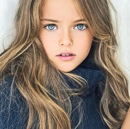Is 8-Year-Old Kristina Pimenova the Most Beautiful Girl in the World? | xposing world of Photography & Design | Scoop.it
